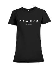 Tennis get ready Premium Fit Ladies Tee thumbnail