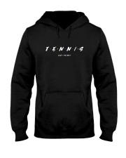 Tennis get ready Hooded Sweatshirt thumbnail