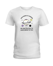 The universe and its meaning Ladies T-Shirt thumbnail