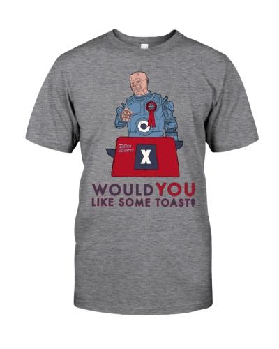 Would you like some toast