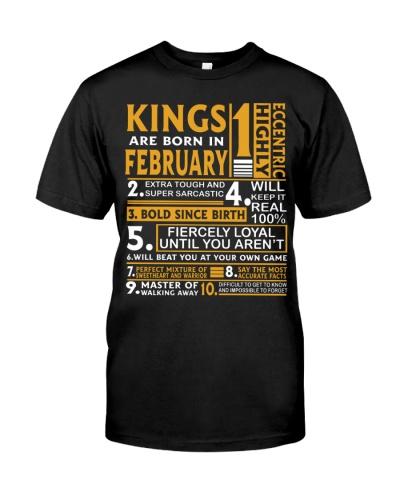 Kings born in February 10