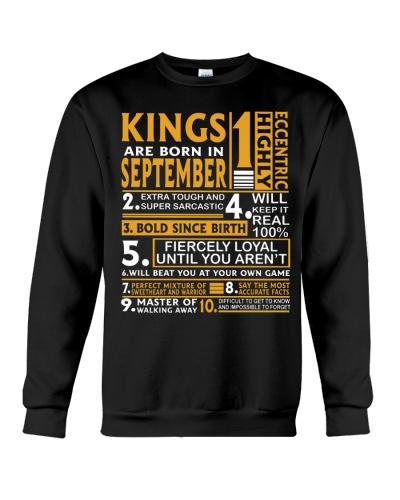 Kings born in September 10