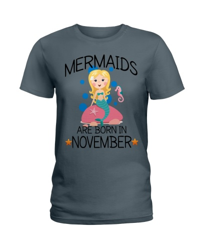 MERMAIDS-NOVEMBER