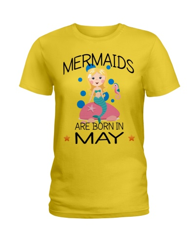MERMAIDS MAY