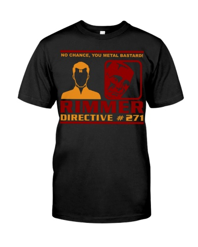 Rimmer Directive 271 No Chance T-Shirt