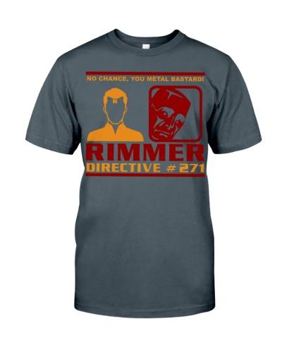 Rimmer Directive 271 No Chance T-Shirt