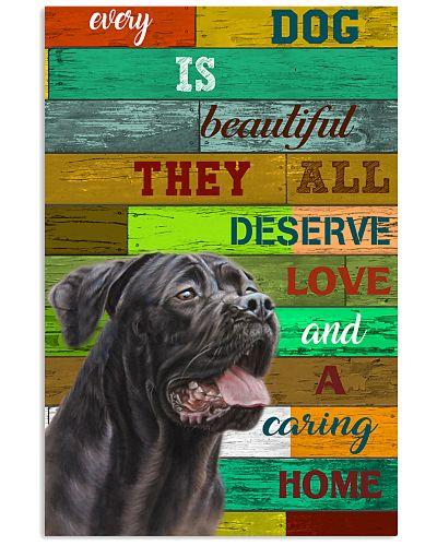 Every Dog Is Beautiful - Cane Corso