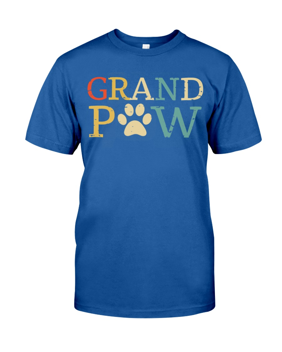 Grand Paw Classic T-Shirt