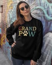 Grand Paw Crewneck Sweatshirt lifestyle-unisex-sweatshirt-front-3