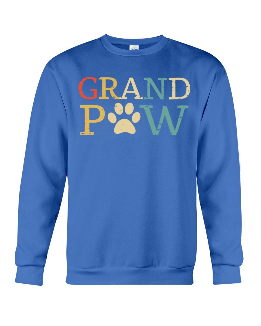 Grand Paw Crewneck Sweatshirt