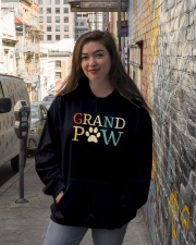Grand Paw Hooded Sweatshirt lifestyle-unisex-hoodie-front-1