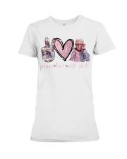 1 Shirt2 Premium Fit Ladies Tee thumbnail