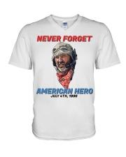 Guys Tee1 V-Neck T-Shirt thumbnail