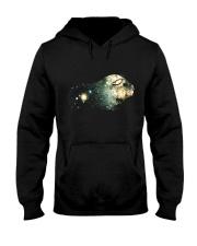 GALAXY GUINEA PIG Hooded Sweatshirt thumbnail