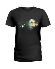 GALAXY GUINEA PIG Ladies T-Shirt thumbnail