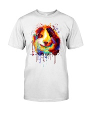 Guinea Pig Vertical Poster Classic T-Shirt thumbnail