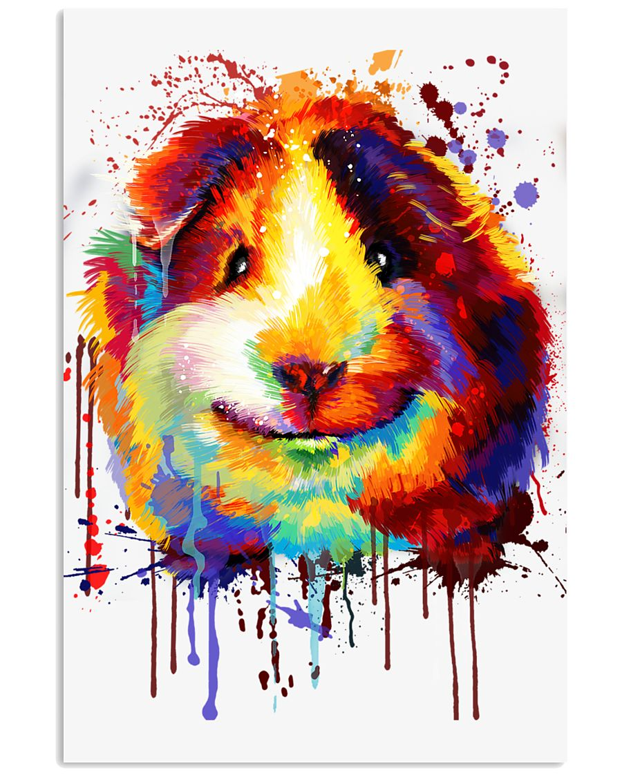 Guinea Pig Vertical Poster 11x17 Poster