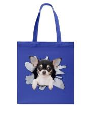 Chihuahua Tote Bag front