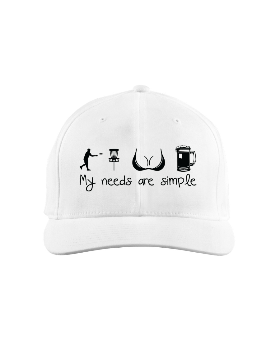 my needs are simple Classic Hat