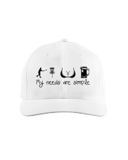 my needs are simple Classic Hat front