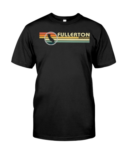 California Vintage Style Fullerton Ca