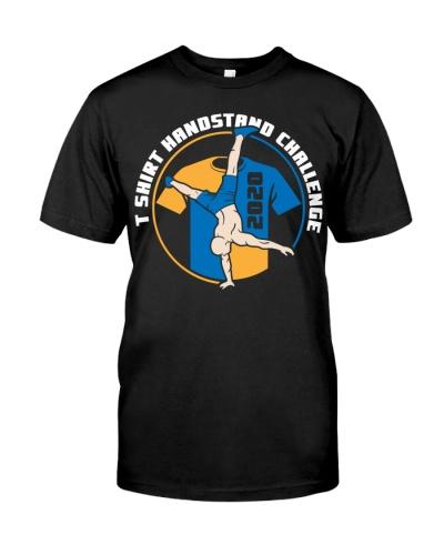 Handstand T-Shirt Challenge 2020