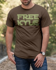 Kyle Rittenhouse Classic T-Shirt apparel-classic-tshirt-lifestyle-front-53