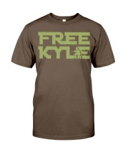 Kyle Rittenhouse Classic T-Shirt front