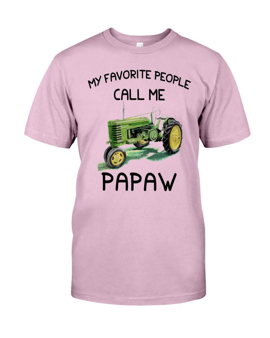 Papaw Unisex Tshirt