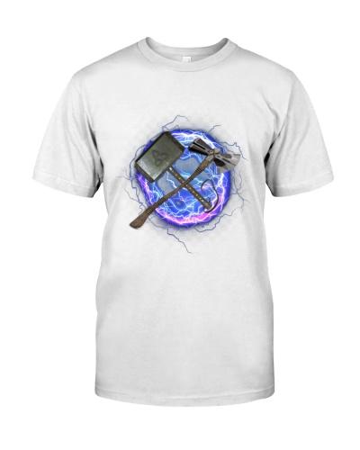 Stormbreaker Mjolnir Man And Women T Shirt