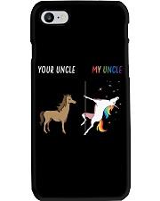 Your Uncle My Uncle Phone Case thumbnail
