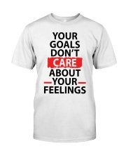Motivation Tee Classic T-Shirt front