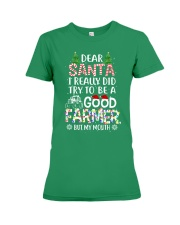 FARMER Premium Fit Ladies Tee thumbnail