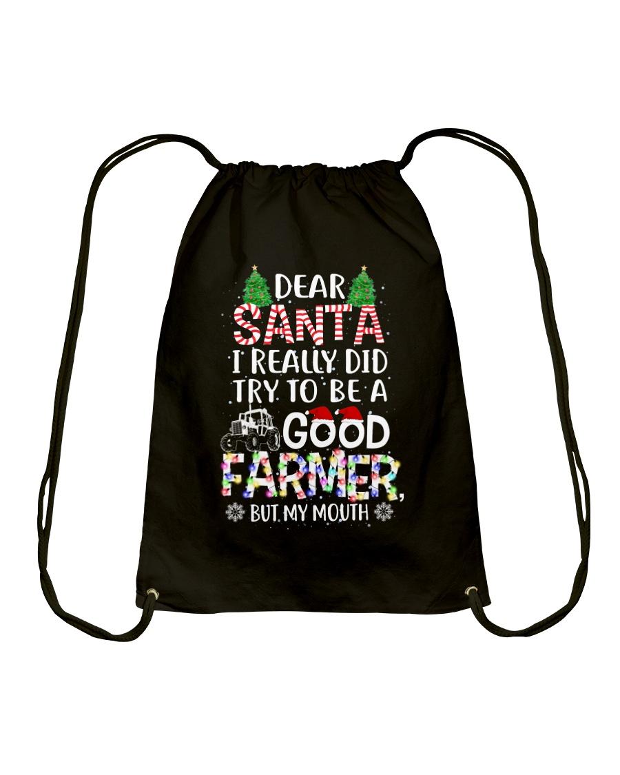 FARMER Drawstring Bag