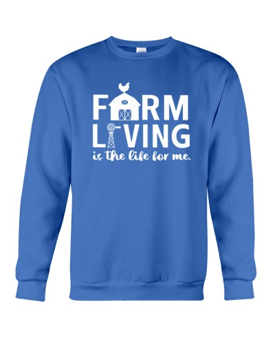 Farm living is the live for me
