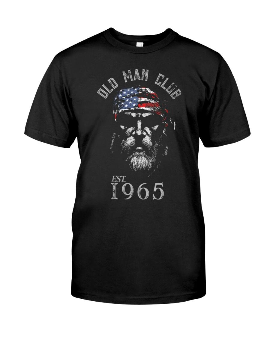 1965 OLD MAN CLUB Classic T-Shirt