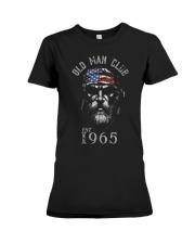 1965 OLD MAN CLUB Premium Fit Ladies Tee thumbnail