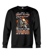 GRUMPY-OLD-MAN Crewneck Sweatshirt thumbnail
