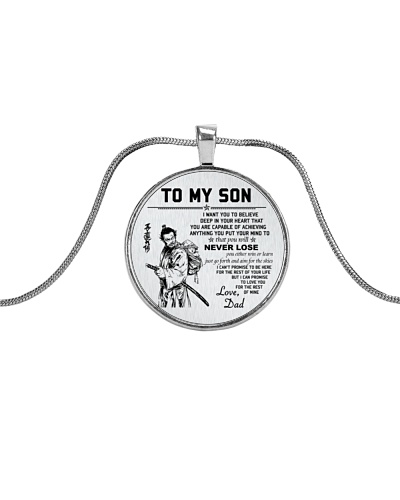 Make it the meaningful message to your son