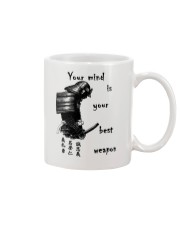Your mind is your best weapon Mug thumbnail