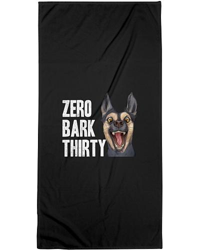 Zero Bark Thirty Hero Dog Political T Shirt Gifts