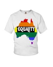 LGBT Pride 2020 Funny Australia Gay Rainbow Gifts Youth T-Shirt thumbnail