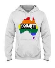 LGBT Pride 2020 Funny Australia Gay Rainbow Gifts Hooded Sweatshirt thumbnail