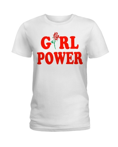 Girl Power Rose T-shirt