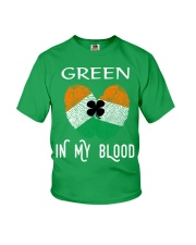 St Patrick's Day T-Shirts Green In My Blood Shirt Youth T-Shirt thumbnail