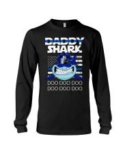 daddy shark Long Sleeve Tee thumbnail