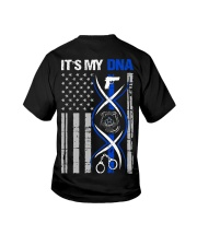 dna all police Youth T-Shirt thumbnail