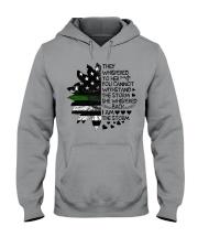 Storm Thin Green Line Hooded Sweatshirt thumbnail