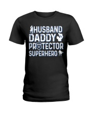 Superhero Ladies T-Shirt thumbnail