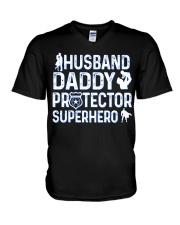 Superhero V-Neck T-Shirt thumbnail